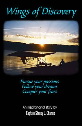 Wings of Discovery - aviation flying books